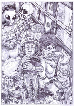 Space Komandirovka