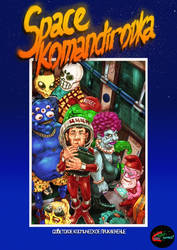 Space Komandirovka Poster