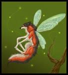 Fairy Fox  WIP