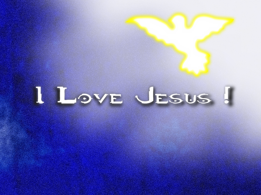 I Love Jesus Wallpapers www.imgkid.com - The Image Kid Has It!