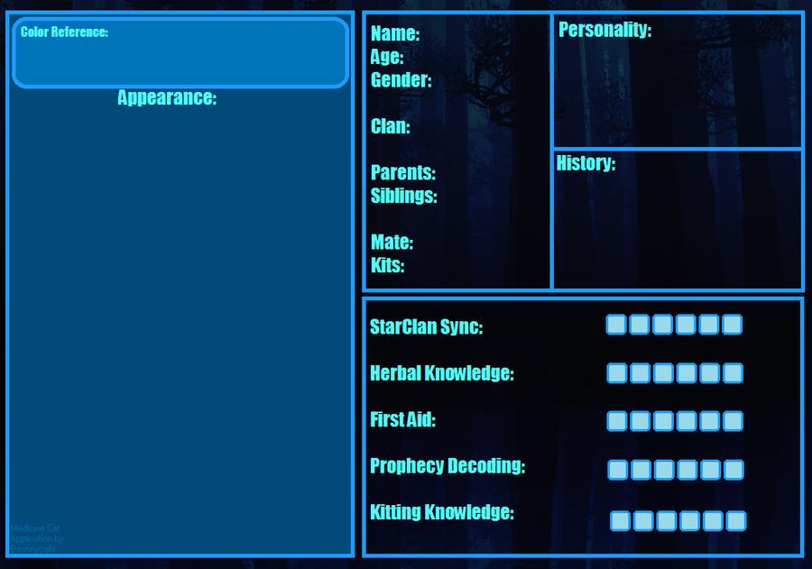 Clan Bio Format Medicine_cat_application_by_123destinycalls-d4kmb3a