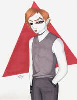 Shadow Knight Tristan by Terrathefox