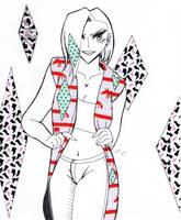 Washi Fashion by Terrathefox