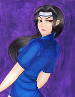 Female Sasuke by Terrathefox