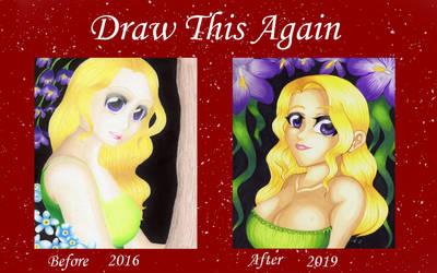 Draw This Again 'Stella' by Terrathefox