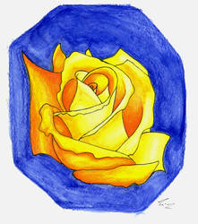 Rose by Terrathefox