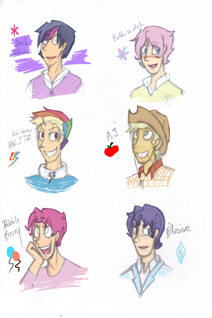 MLP- Homo-I MEAN Homecolts. by redrumTerror
