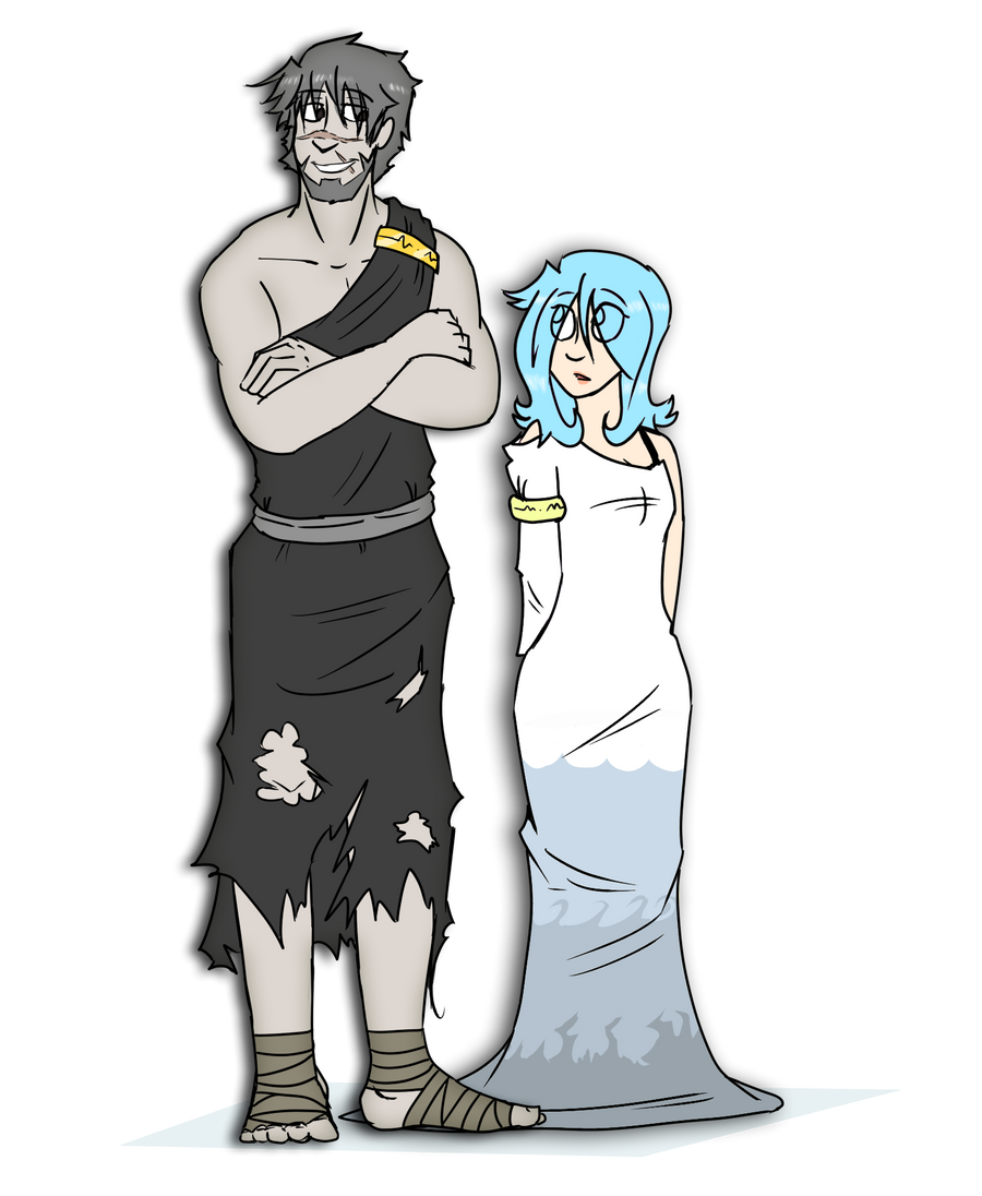 :GYS: Hades And Persephone Revamped By RedrumTerror On DeviantArt