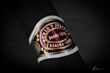 Romeo y Julieta Cigars by maltidama