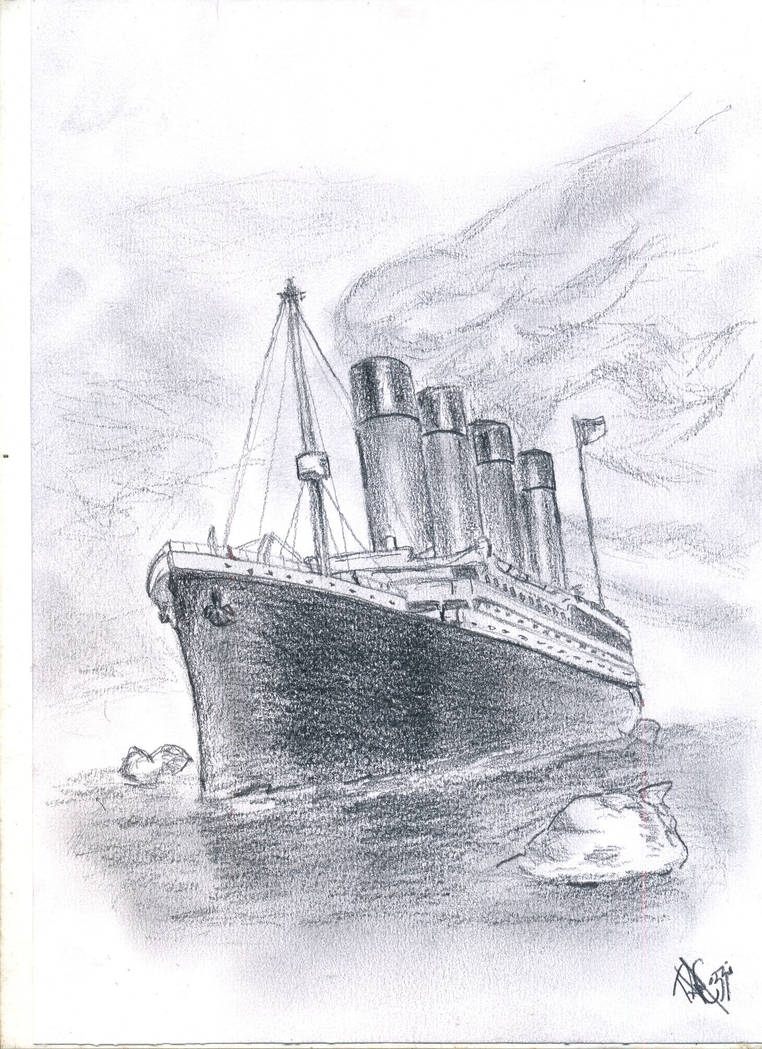 My First attempt at Titanic