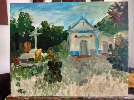 Capela Sao Goncalo Amarante
