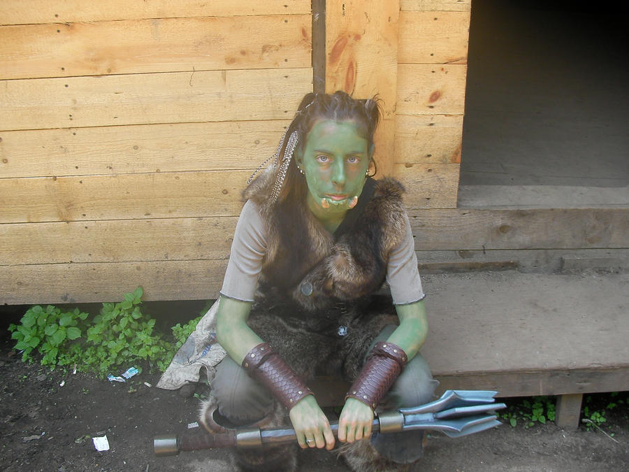 Gulga larp orc costume by stela worm on deviantart gulga larp orc costume by stela worm solutioingenieria Choice Image