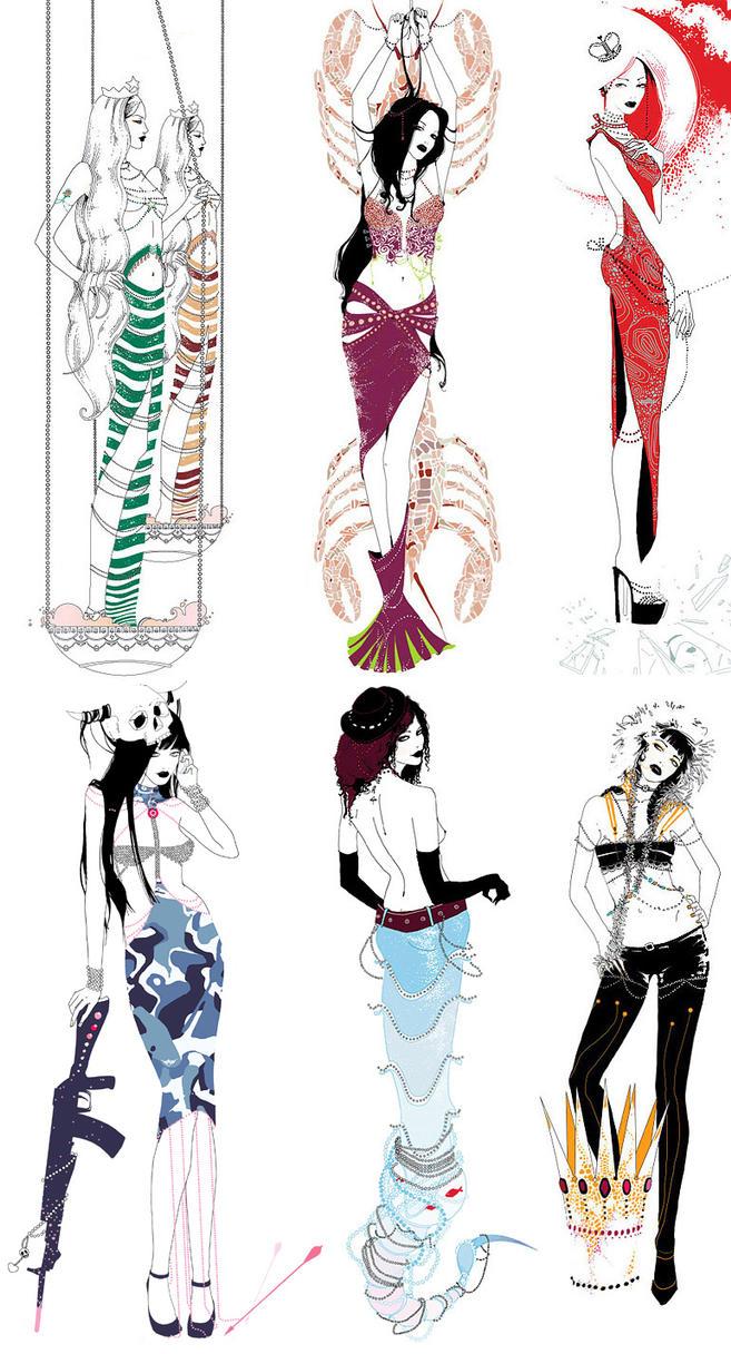 horoscope: 2nd part by ya-na