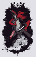 Ivan Tsarevitch i seryi volk by ya-na