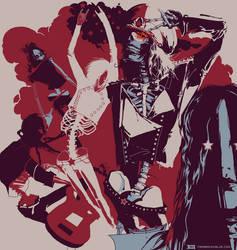 Deathstars by ya-na