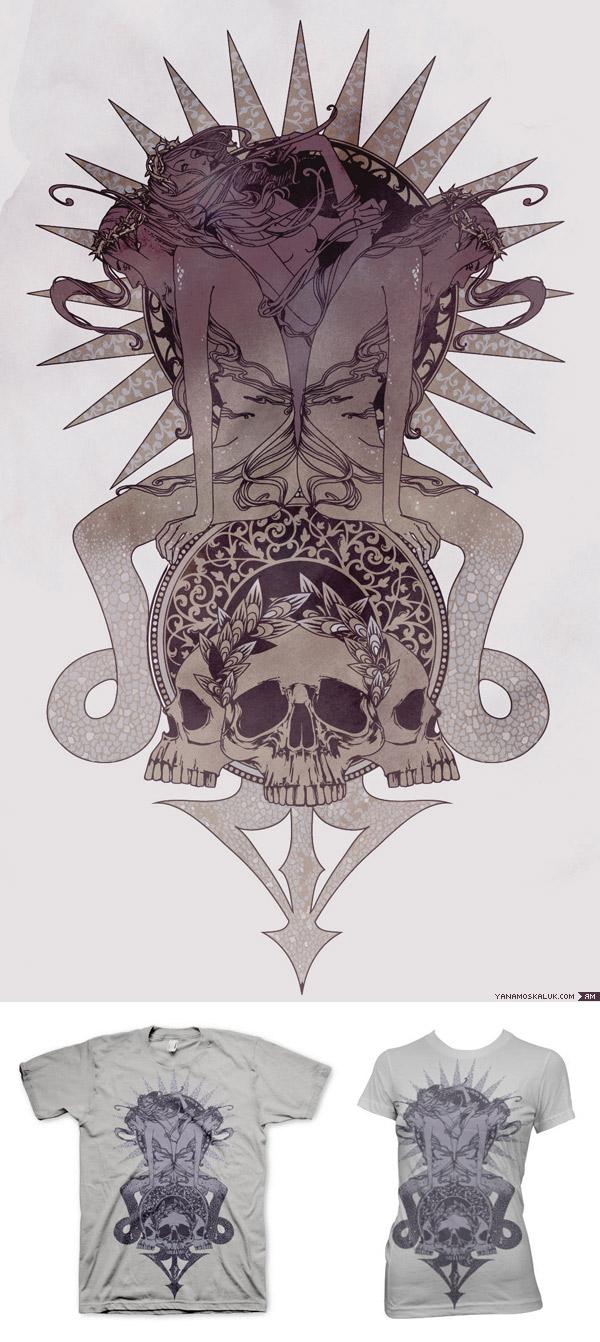 3 serpents by ya-na