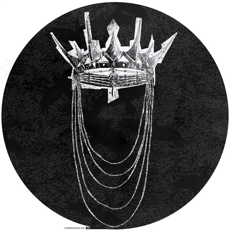queen ravenna's crown by ya-na