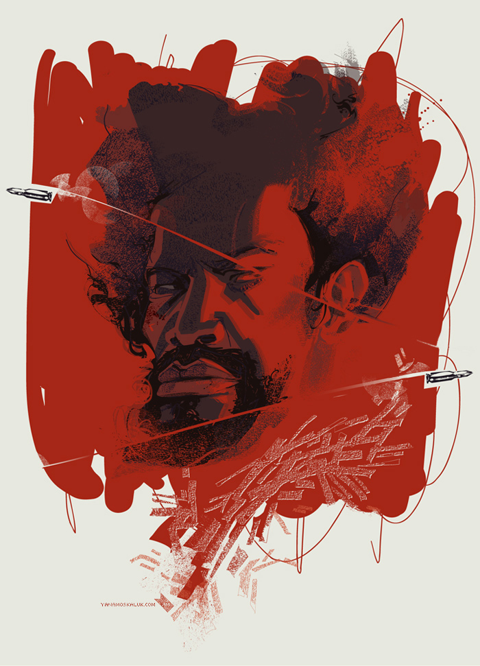 Django Unchained by ya-na