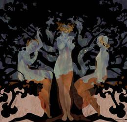 Poison Garden by ya-na