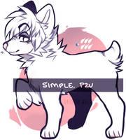 simple! | p2u base by wolvrns