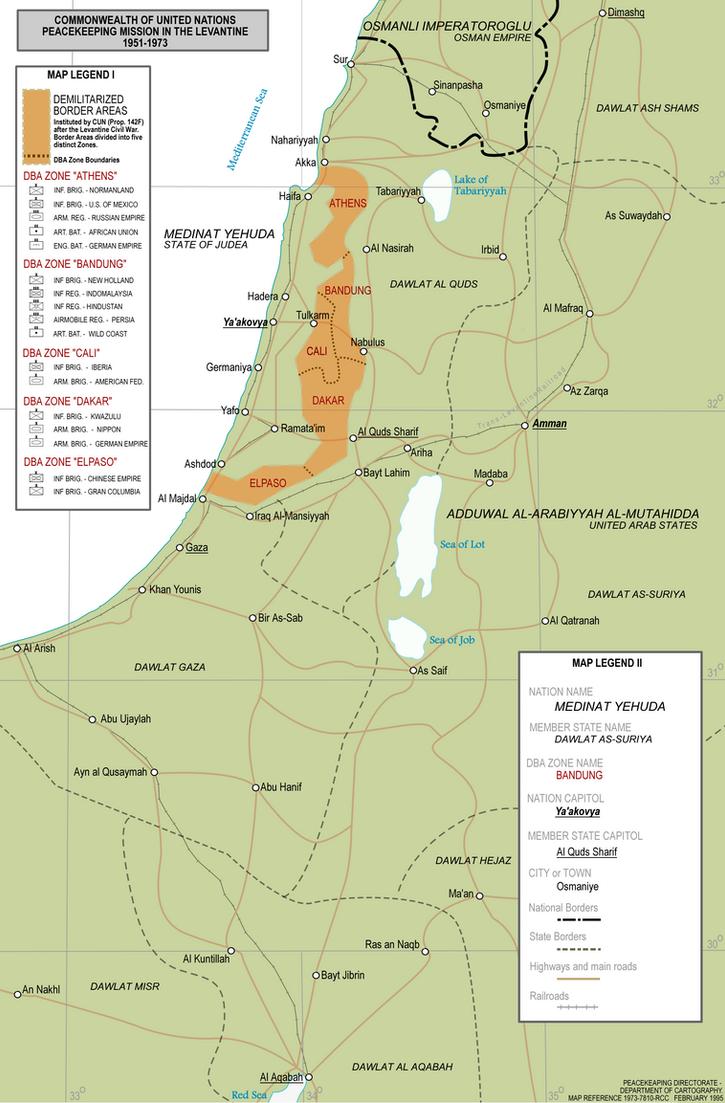 Alternate Map Levantine by Akkismat