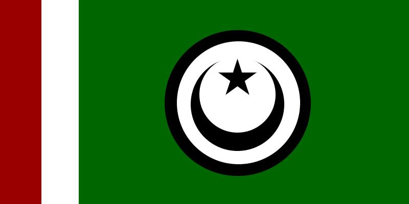 AlternateFlag-Arab Confederacy by Akkismat