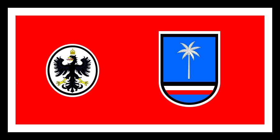AlternateFlag - German Borneo by Akkismat