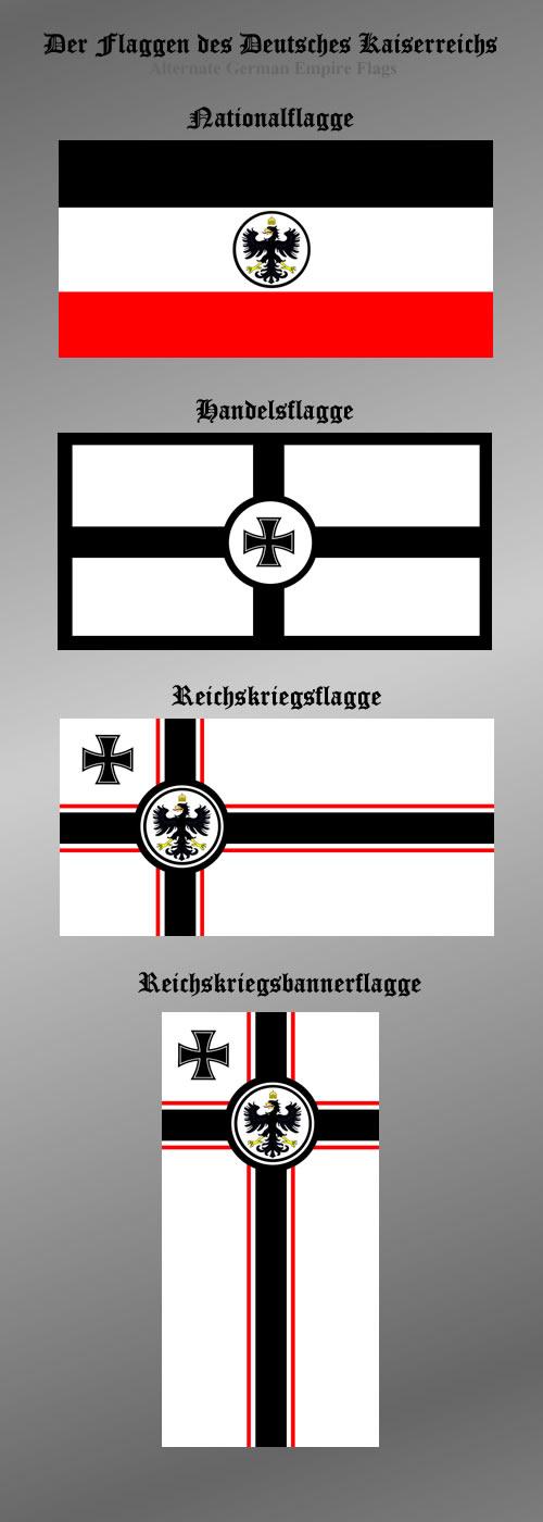 AlternateFlag- German Empire by Akkismat