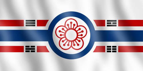 AlternateFlag- Korea Empire