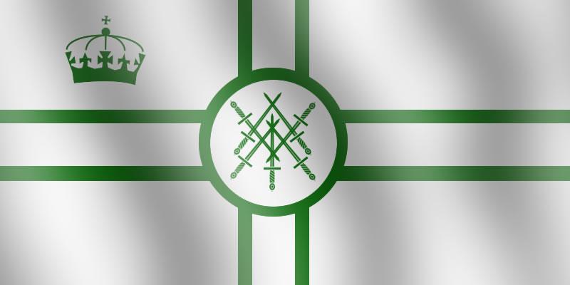 Alternate British Flag by Akkismat