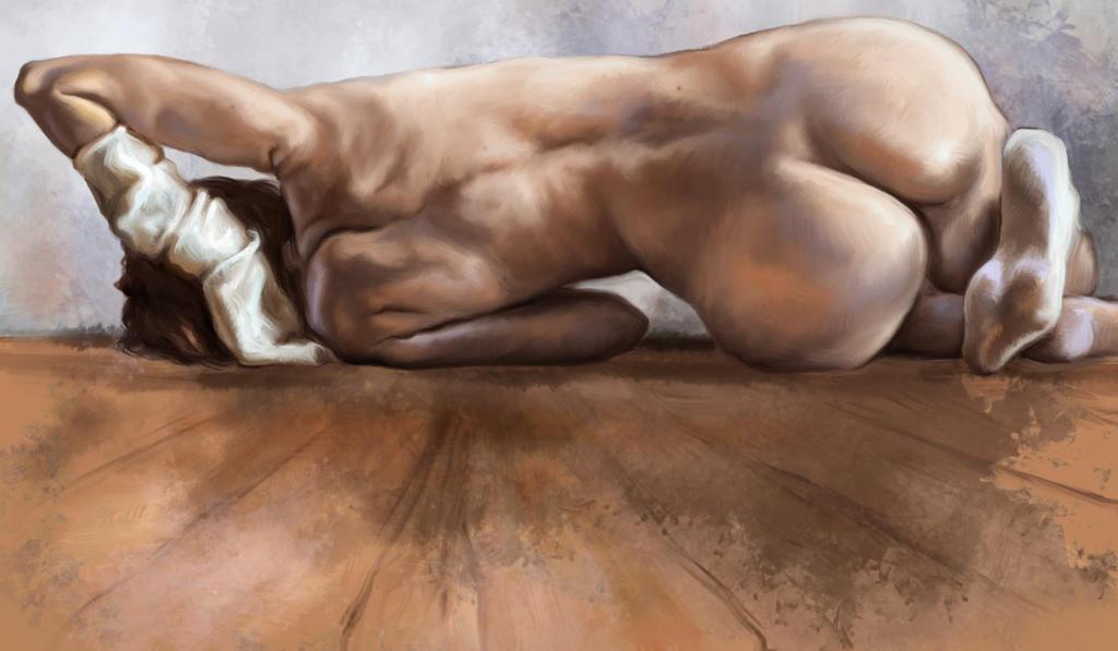 Skintone study by artoftas