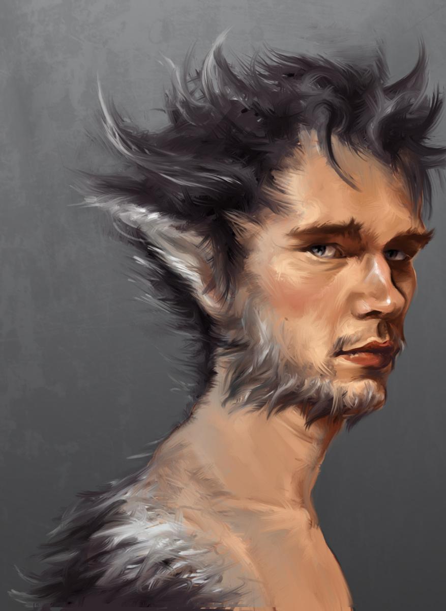 Werewolf sp by artoftas