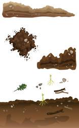 Soil elements by artoftas