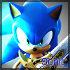 Sonic Icon by elindr