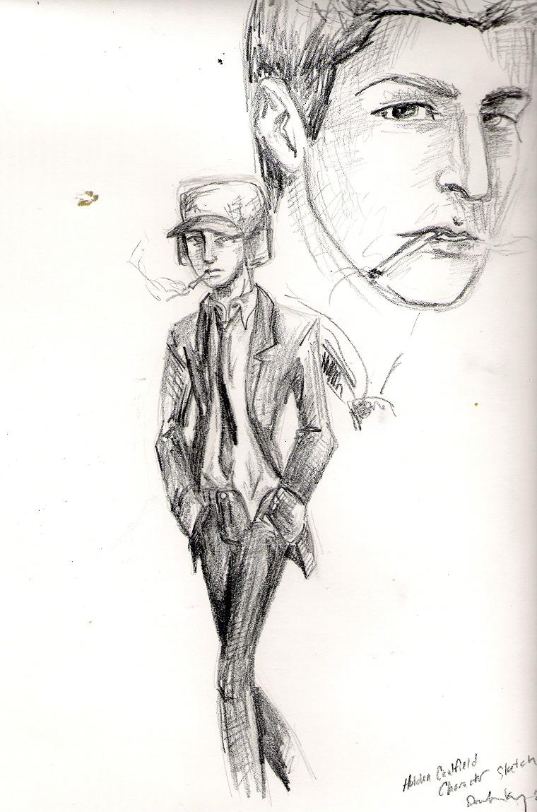 the character scetch of phoebe caulfield 1 comment on the catcher in the rye: holden caulfield analysis love & character archetypes lulu s on ngugi thiango's the river between.
