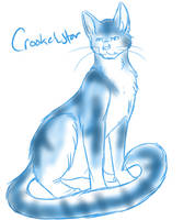 Crookedstar - Sketch by MintChiip