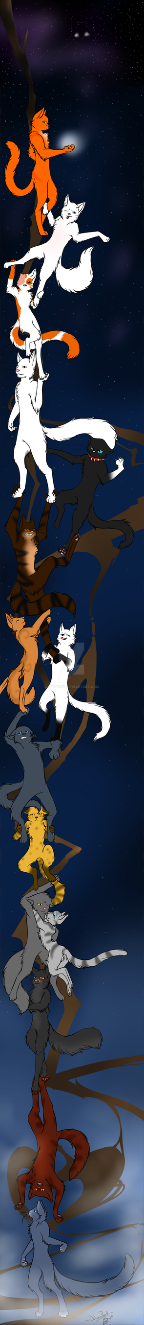 Durarara - Warrior Cats by LindsayPrower