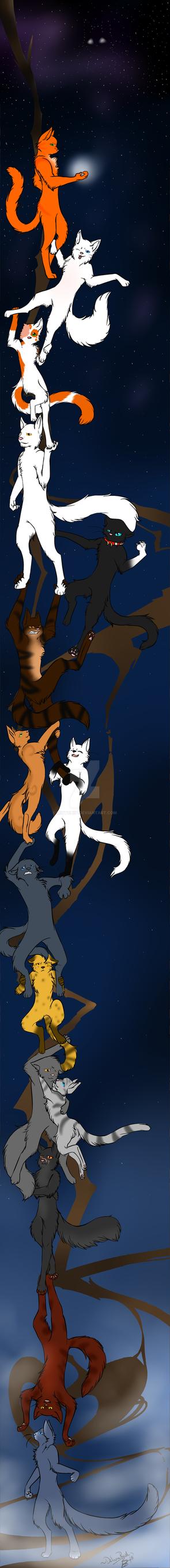 Durarara - Warrior Cats by LindsayPrower