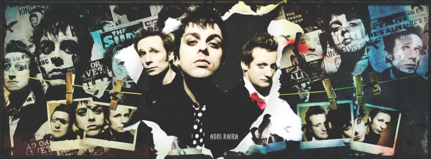 Capa - Green Day by ADMRaira