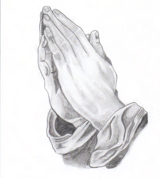 Praying Hands by poisonapple1982 on DeviantArt