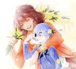 Soma and Ciel