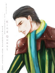Request : Prince Alexander [KING QUEST] by vandal12