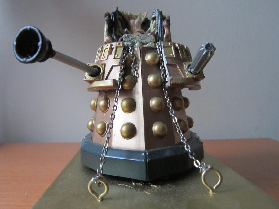 Dalek Caan custom by Will1885