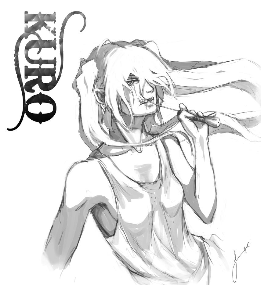 Request: Kuro by Shink0u-chan