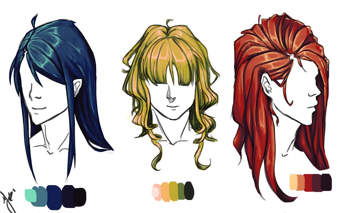 Hair Practice by Shink0u-chan