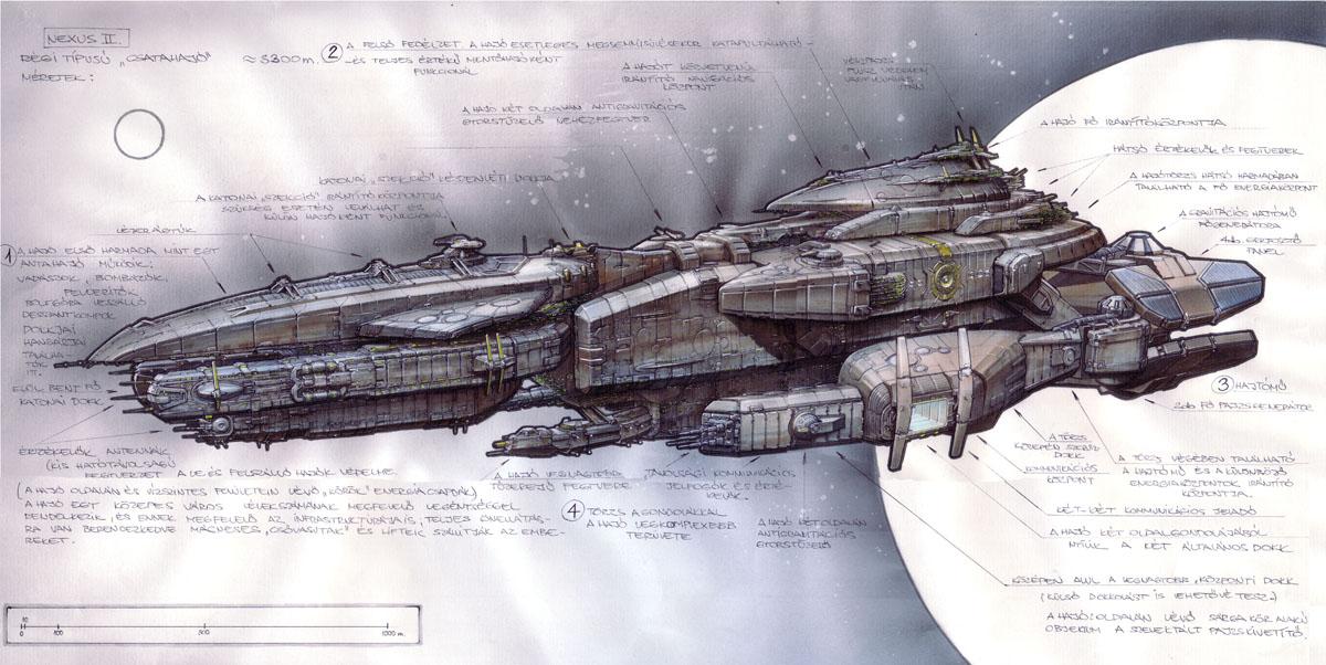 Nexus concept6 by Nexusdesigner