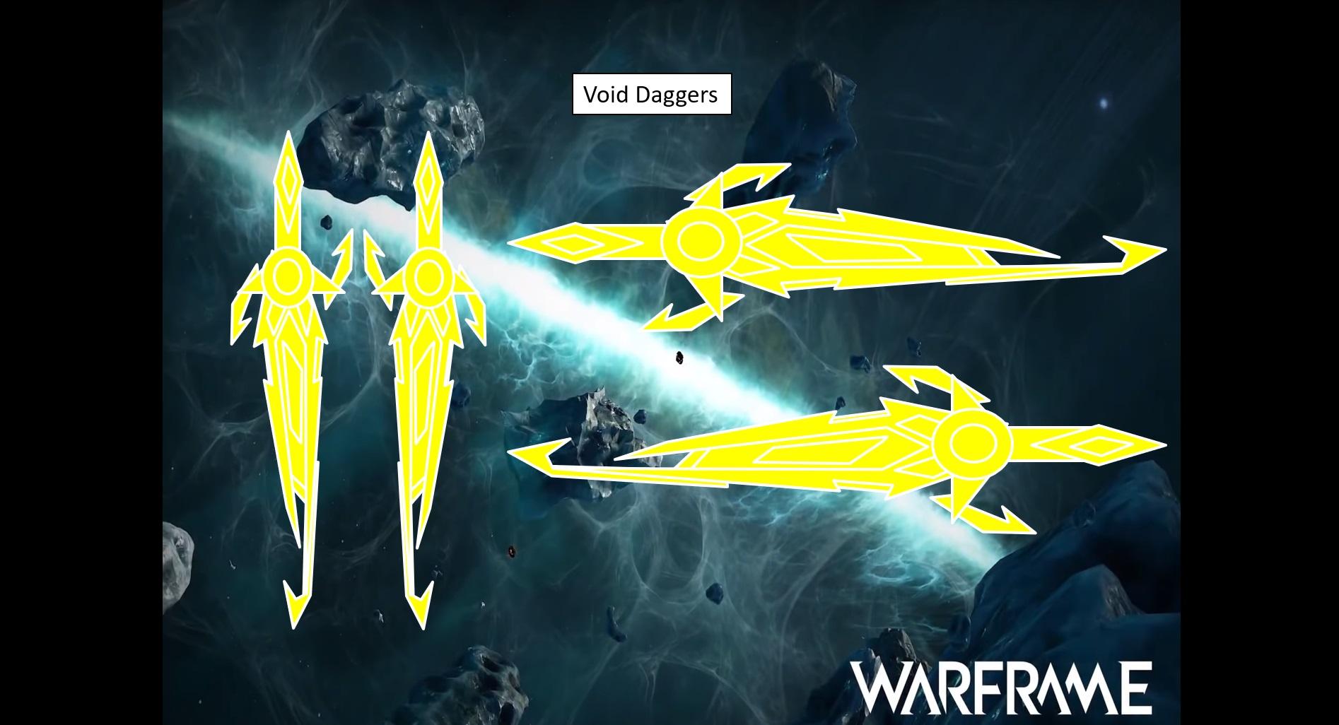 Operator void daggers by Aaronj-c