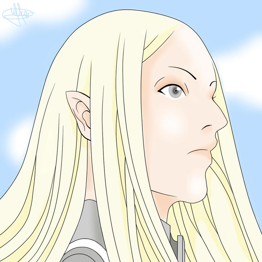 Claymore Irene by WgnrGui
