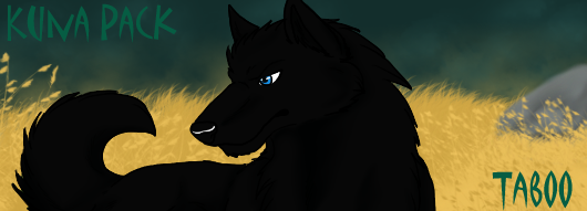 Kuna Alpha Taboo by wolfyrose623