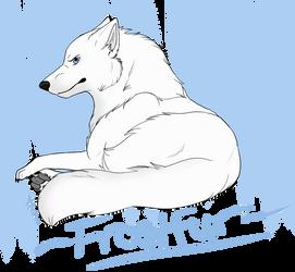 Frostfur - Request by wolfyrose623